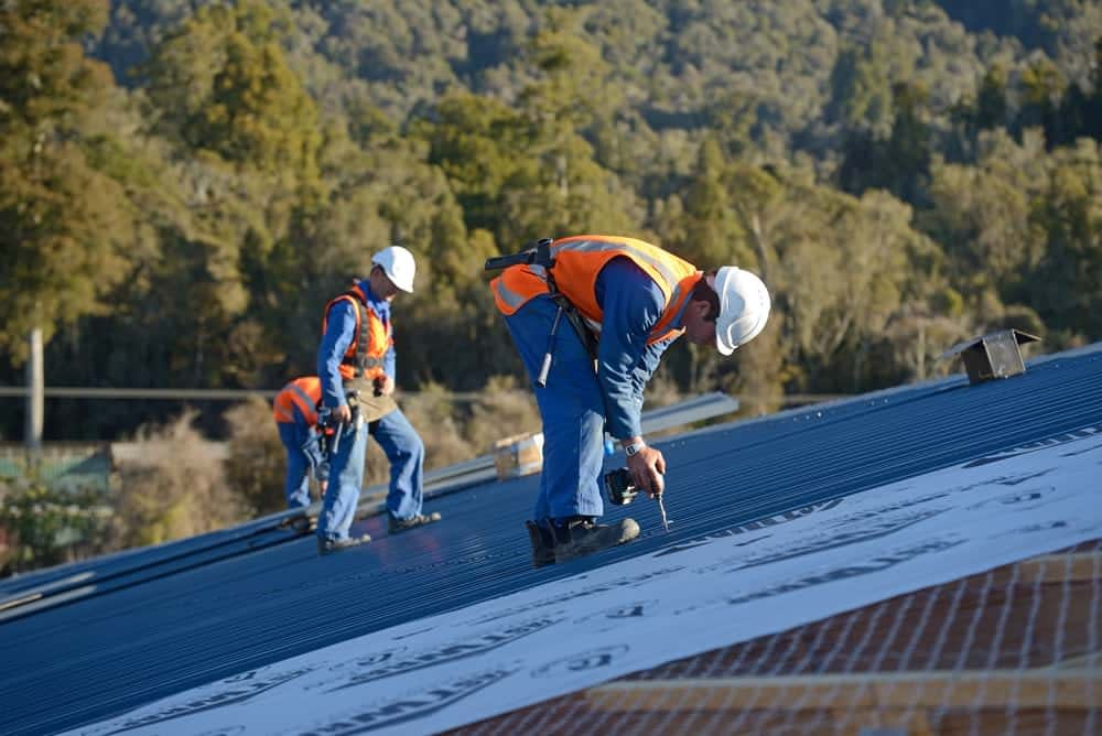 , Hire Commercial Roofing Services to Protect Your Business