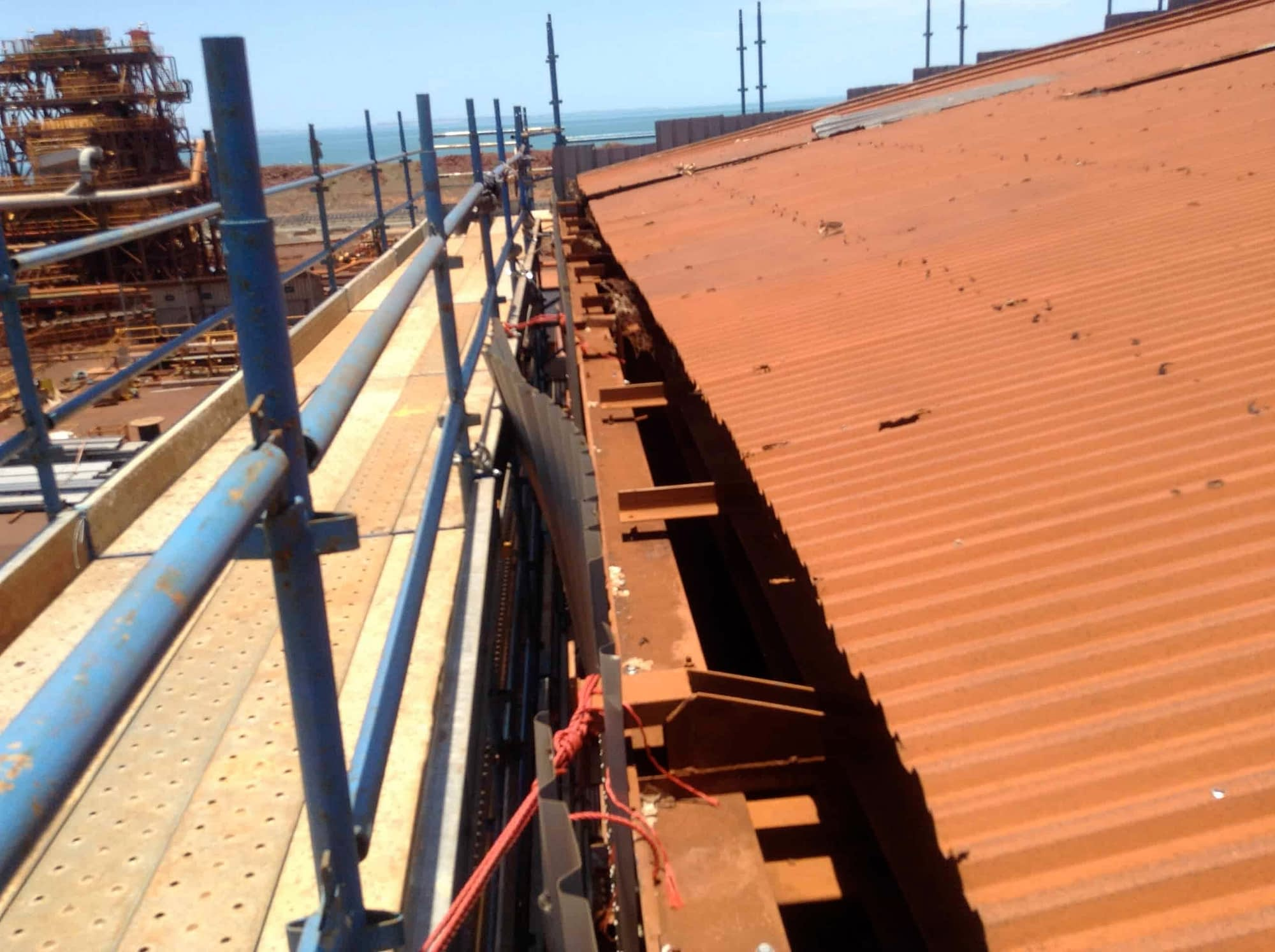 , Common Perth Commercial Roofing Problems