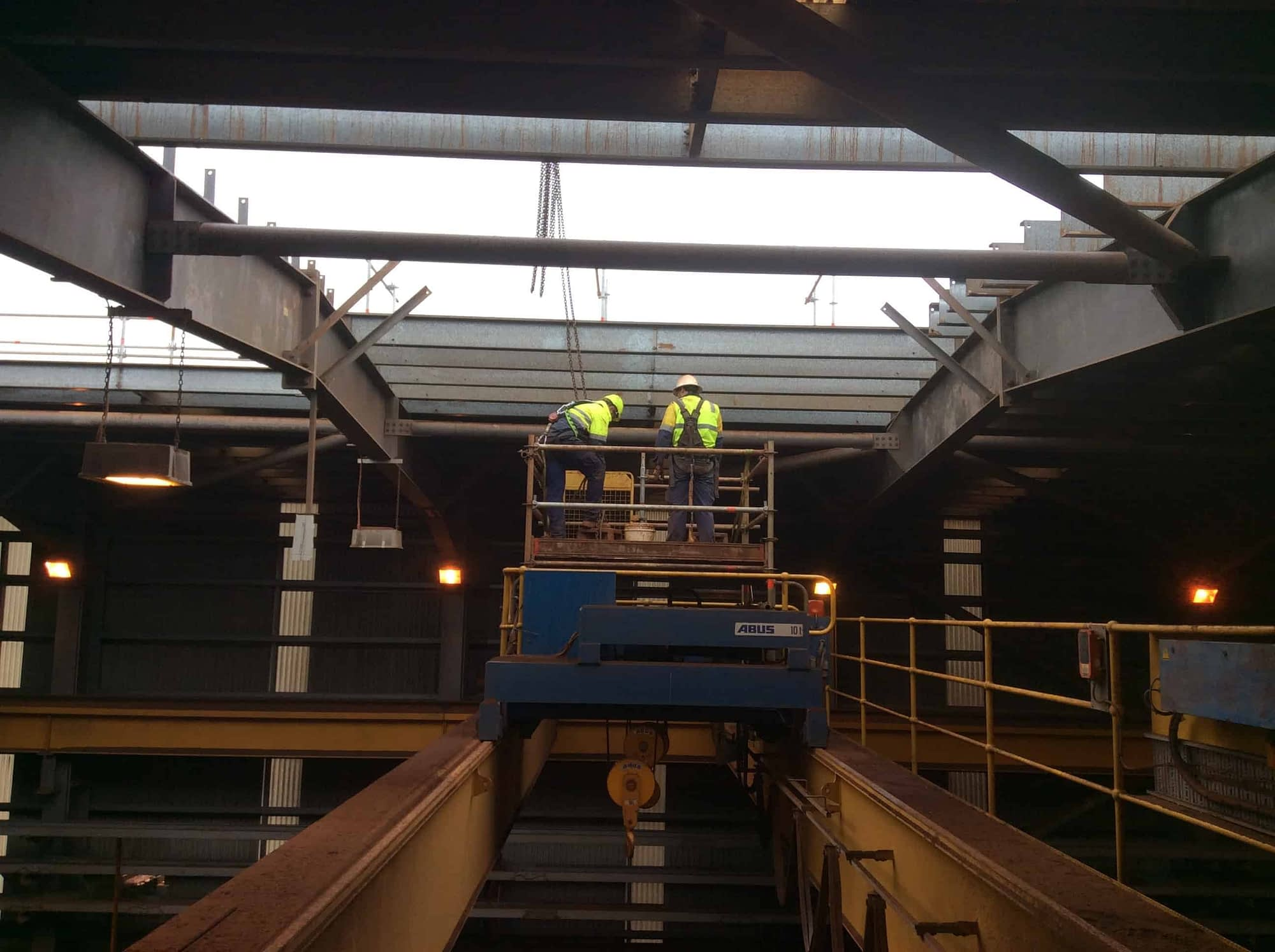 Commercial Roofing Maintenance and Repair
