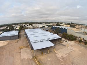 , Construction Drone Photography in Perth, WA
