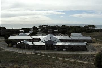 , Rottnest island asbestos removal and roof replacement