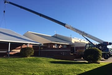 , North Albany Senior High School Roof Replacement
