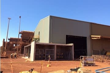 , Newman Boiler Bay Expansion Project