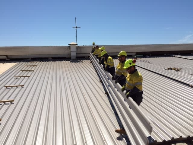 Industrial Roofing Services in Perth
