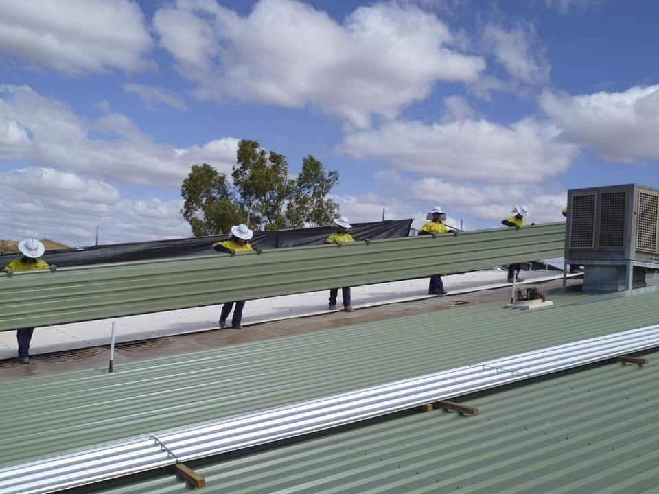 , Why Choose A Metal Roof For Your Workplace?