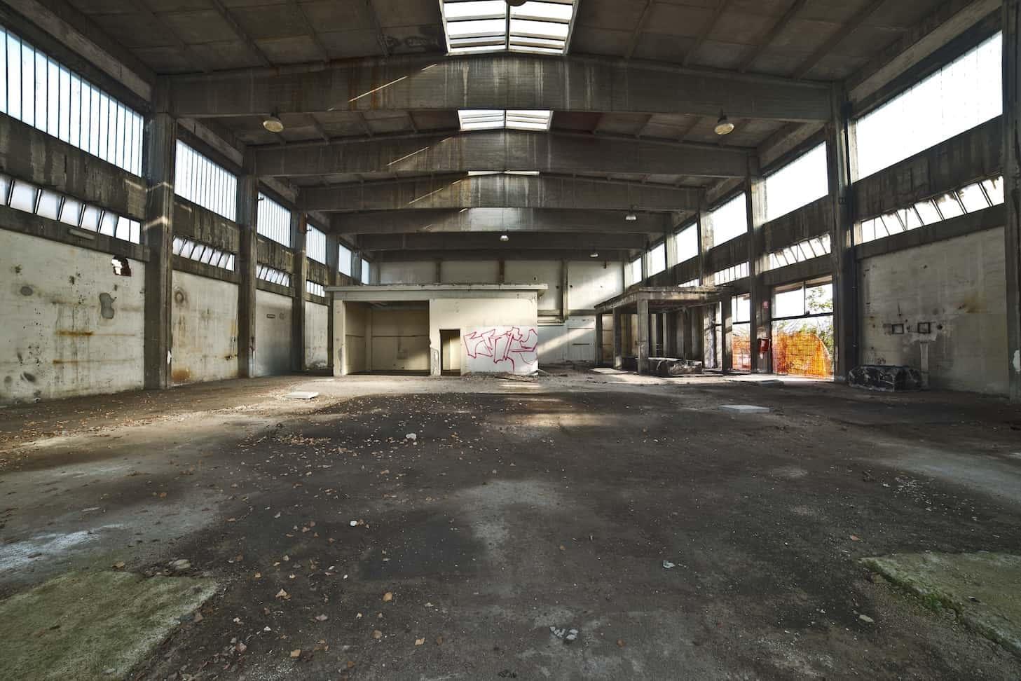 , Renovating An Older Warehouse
